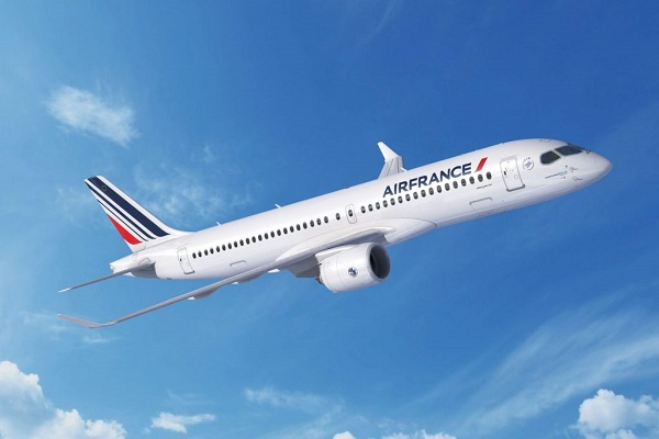 Air France Airlines Booking