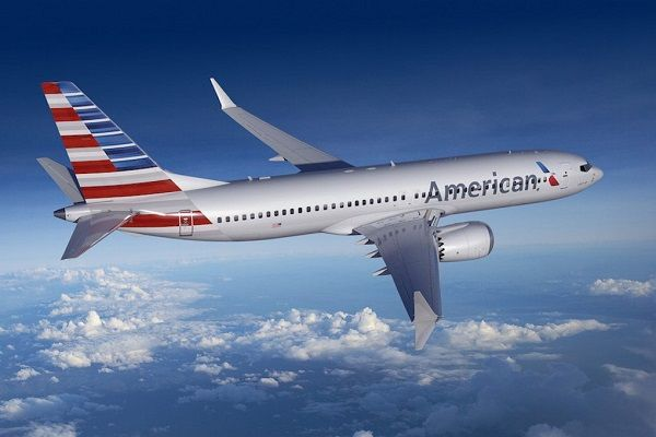 American Airlines Booking