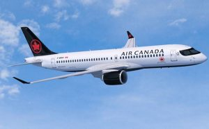 Air Canada Airlines Manage Booking