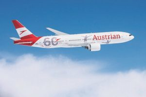 Austrian Airlines Manage Booking