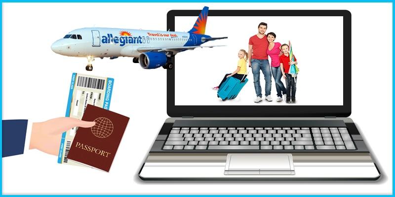 Allegiant Airlines Booking